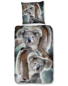 Dekbedovertrek Koala 140x200/220