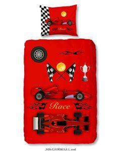 Dekbedovertrek Formule 1  140x200/220