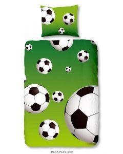 Dekbedovertrek Voetbal  140x200/220