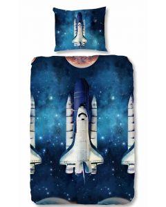 Raket naar de maan 140x200/220 incl sloop 60x70
