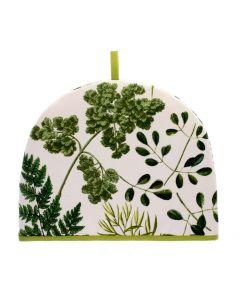 Botanic, Foliage  theemuts,   Ulster weavers