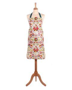Bloemen Schort  PVC,  Bountiful floral  Ulster weavers