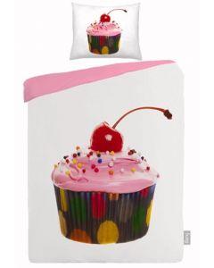 My Cupcake pink 140x200/220 incl sloop 60x70