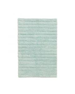 Seahorse  badmat Board, streep,   Zacht groen  zware kwaliteit 100% katoen